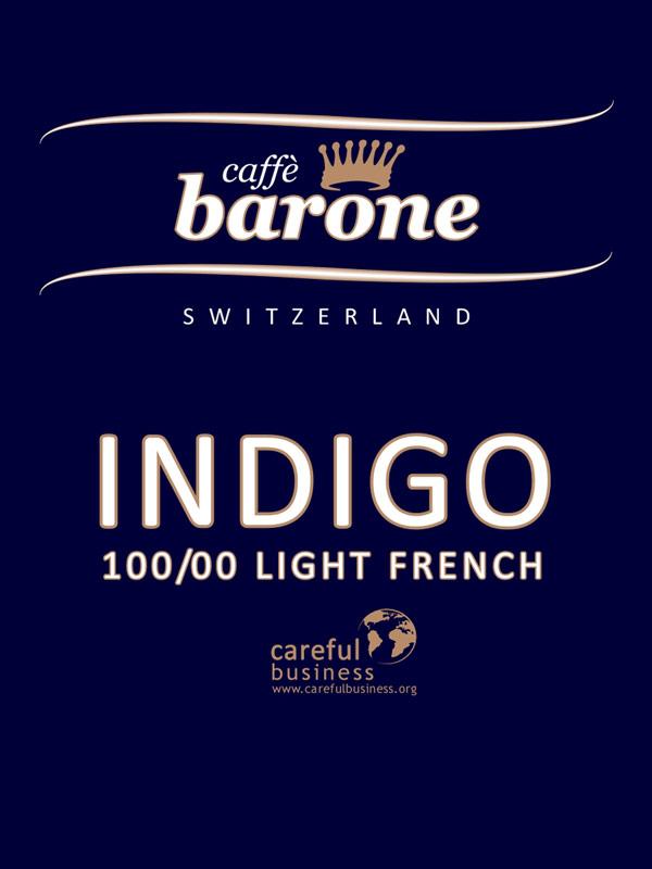Barone Kaffee: Indigo - der Italiener