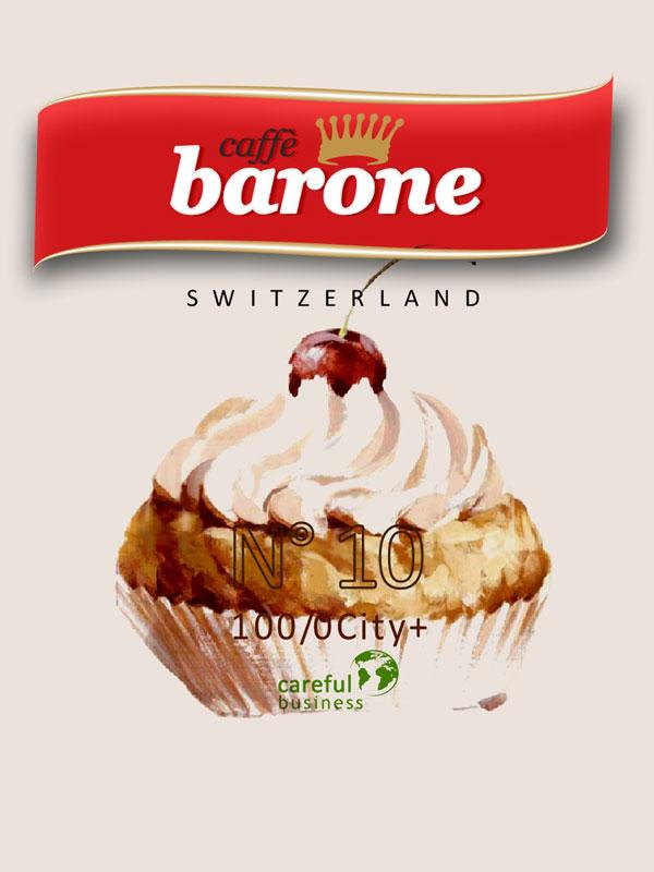 Barone Kaffee: Nr. 10 - der liebliche Milde