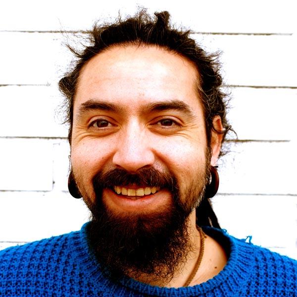 Sebastian Castillo - Verantwortlicher Abpackerei und Lager